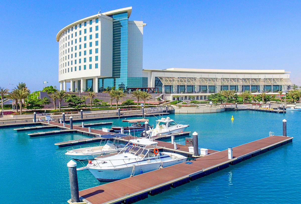 شهرهای اقتصادی مدرن و طراحیشده عربستان سعودی در پی رقابت با مناطق آزاد امارات