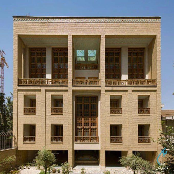 خانه الهیه تهران