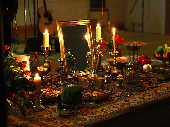 فلسفه عید نوروز در ایران