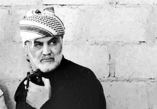 پیام دادستان شهرستان قلعه گنج بمناسبت شهادت سردار حاج قاسم سلیمانی