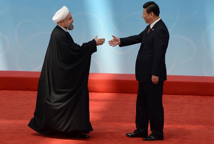 قرارداد ۲۵ ساله ایران و چین