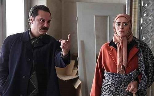 الهام چرخنده از ایران مهاجرت کرد