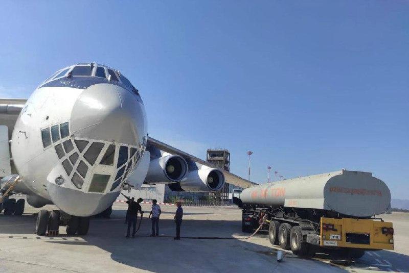 اعزام هواپیما و بالگرد آبپاش از ایران به ترکیه