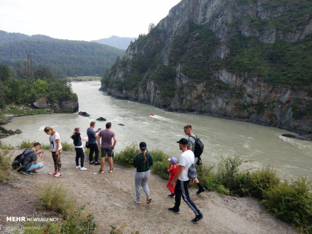 گردشگری کرونایی در کشورهای مختلف