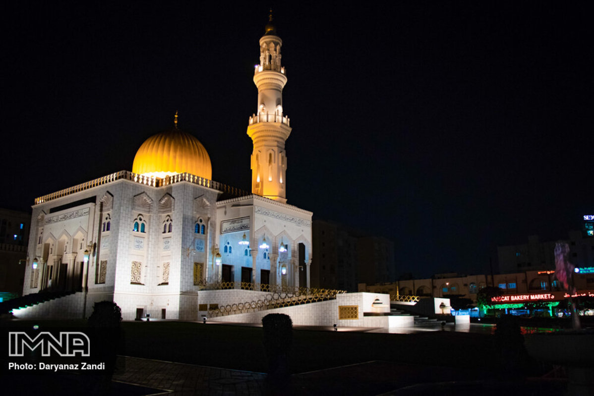 سیری در مسقط ، پایتخت عمان