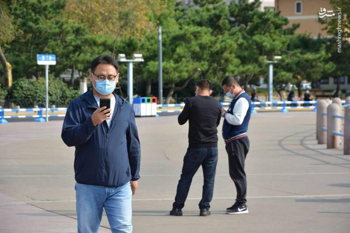 مشاهده موارد جدید ابتلا به کرونا در چین