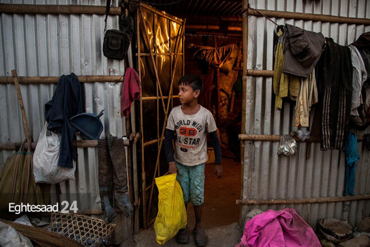 روزگار یک کودک هندی