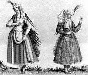 لباس زنان عصر صفوی
