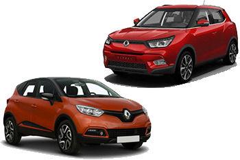 Renault-Captur-vs-SsangYong-Tivoli