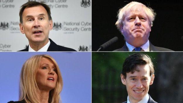 رهبر جدید حزب محافظهکار