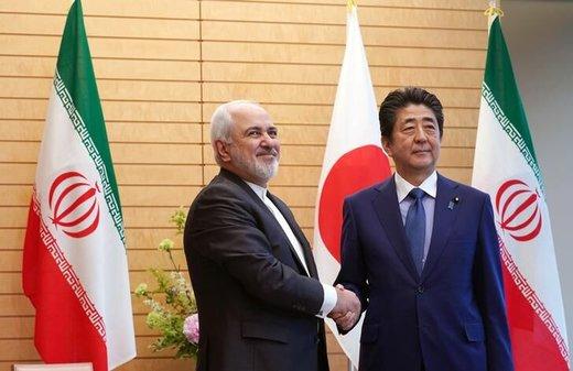 ورود ترامپ به ژاپن