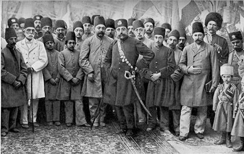 خورد و خوراک در دوره قاجار