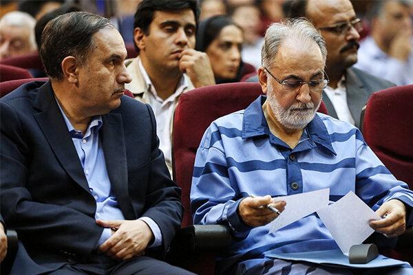 محمدرضا گودرزی، وکیل محمدعلی نجفی