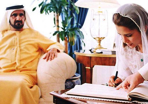 زندگی همسر فراری حاکم دبی