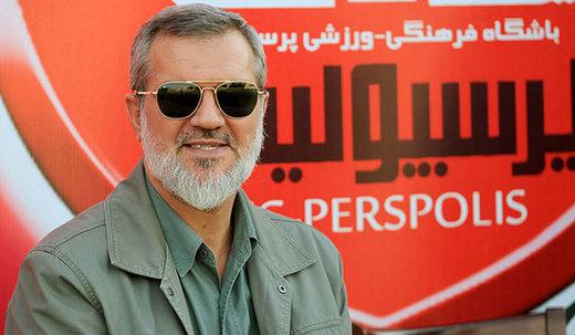 محمد رویانیان مدیرعامل پیشین باشگاه پرسپولیس