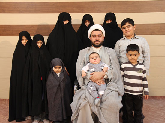 پرجمعیتترین خانواده ایرانی