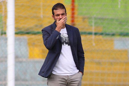 سرمربی ایتالیایی استقلال بعد از بازی ماشین سازی