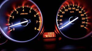 تشخیص کیلومتر کارکرد واقعی اتومبیل