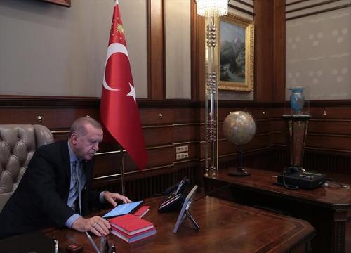 لحظه صدور فرمان حمله ترکیه به سوریه