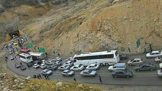 جاده+ایلام+به+مهران