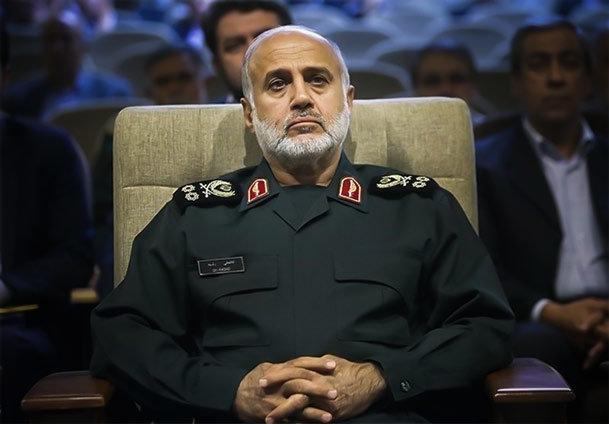 فرمانده قرارگاه مرکزی خاتم الانبیاء