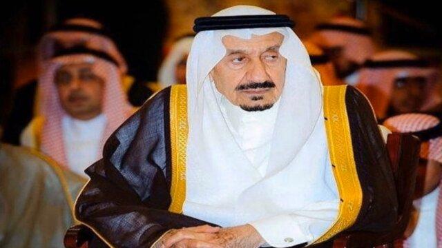 برادر ناتنی پادشاه عربستان